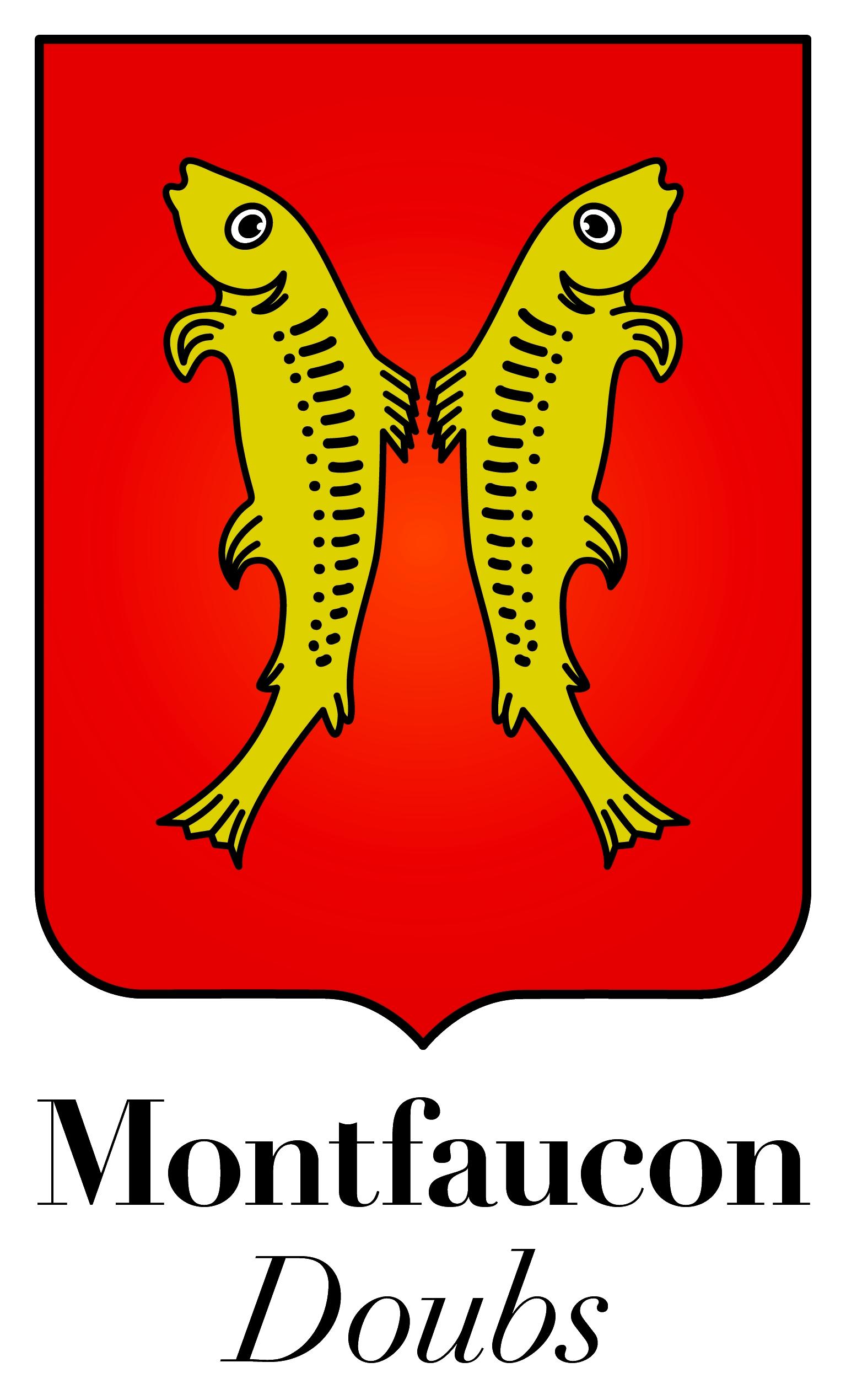 blason+montfaucon-rouge